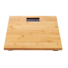 Bamboo Digital Body Scale/Bathroom Scale/Fat Scale/Personal Scale