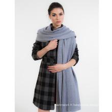 NOUVELLE collection femmes grande taille super sentiment épais écharpe tricotée en cachemire