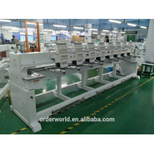 High speed low price 6 heads 8 heads 9 needles 12 needles cap embroidery machine for sale