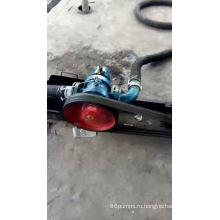 Насос из нержавеющей стали LC высоковязкий горизонтальный роторный насос