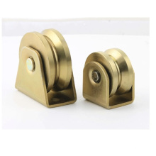 Hot Sale Two-Bearing Pulley Sliding Gate Wheel