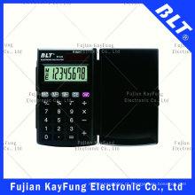 8 dígitos calculadora de tamanho de bolso Flippable (BT-243)