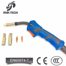 china 15AK mig gas welding torch with kits