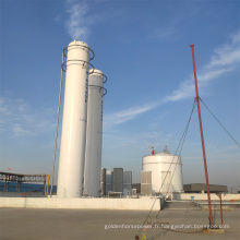 Réservoir cryogénique de GNL pour le stockage de gaz naturel liquéfié