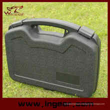 Mala de arma militar tático 32cm ferramentas plástico duro casos