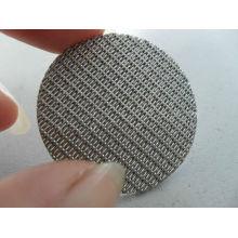 5 layer sintered wire cloth 316L