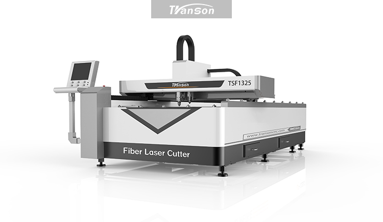 laser co2 and fiber cutting machine double head