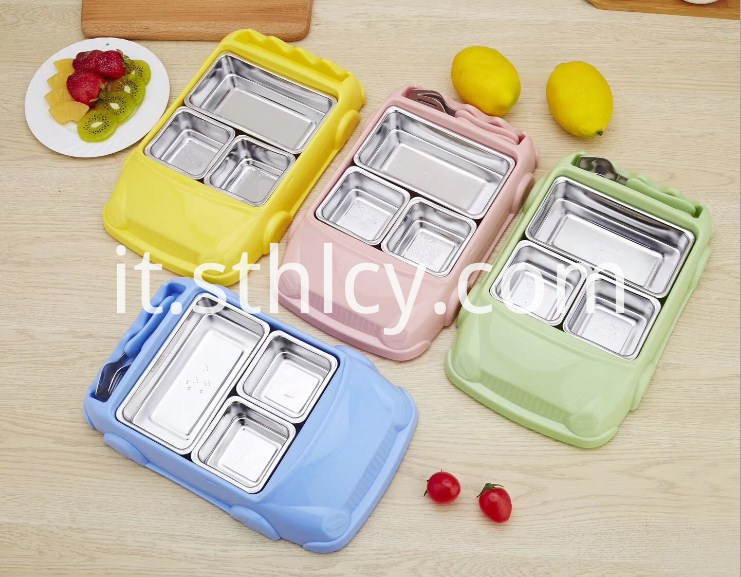 Stainless Steel Lunch Boxhl477zn