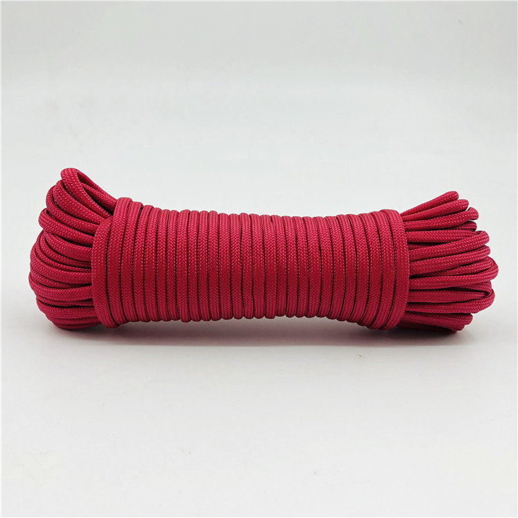 Paracord Red