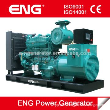 open generator 180kw prime power with cummins engine 6LTAA8.9-G2