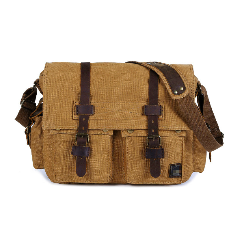 Canvas Shoulder Bags (8)