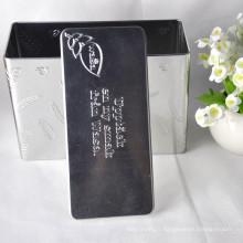 Factory Price Tea Packaging Boîte en étain Vente en gros Tasses à thé personnalisées