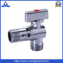 Латунный угловой шаровой клапан (YD-5033)