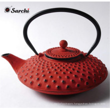 JapanBargain Cast Iron Teapot enameled