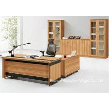 Bureau bureau de bureau moderne Office de bureau (HF-BD035)