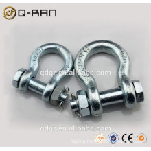 Double Shackle/Drop Forged Double Shackle/Wire Rope Double Shackle