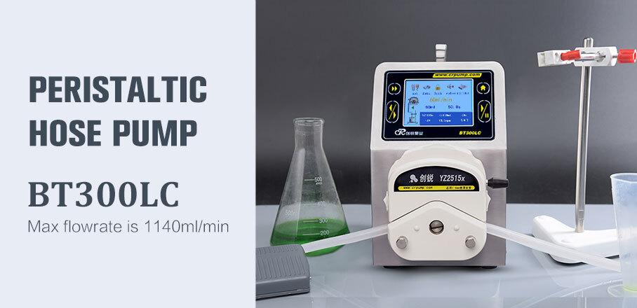 Dosing Peristaltic Pump