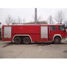 Sinotruk Styer Fire Fight Truck (ZZ1256M4646F)