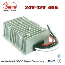Convertidor DC de regulador de voltaje descendente de 24V a 12V 40A