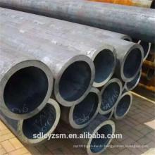 6 annexe 40 tube en acier sans soudure en acier au carbone