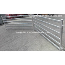 30X60mm Oval Rails Sheep Panel