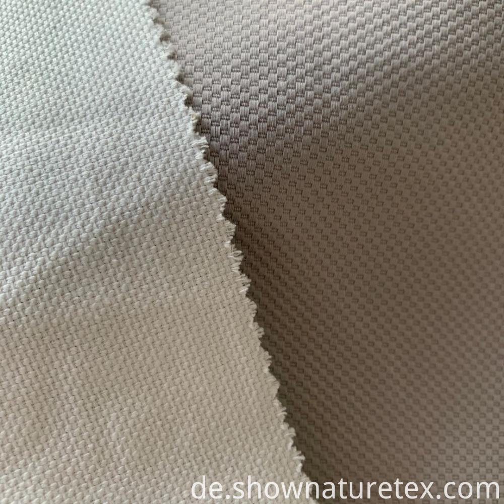 Cotton Dobby Spandex Fabric