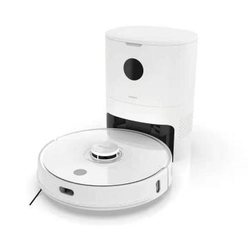 Vacuum Cleaner Robot Price Amazon Alexa and The Google Assistant-Compatibility Auto Dust Empty Home Appliance Vacuum Cleaner