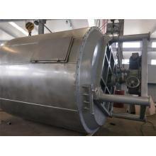 Paraffin-Wachs-ununterbrochene chemische Platten-trocknende Maschine