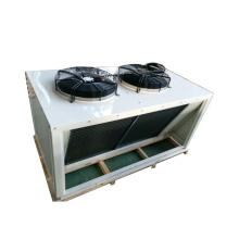 Unidade de condensação de refrigeração a ar tipo V