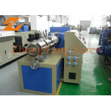 Doppelkonischer Schneckenextruder für PVC-Rohrplattenprofil