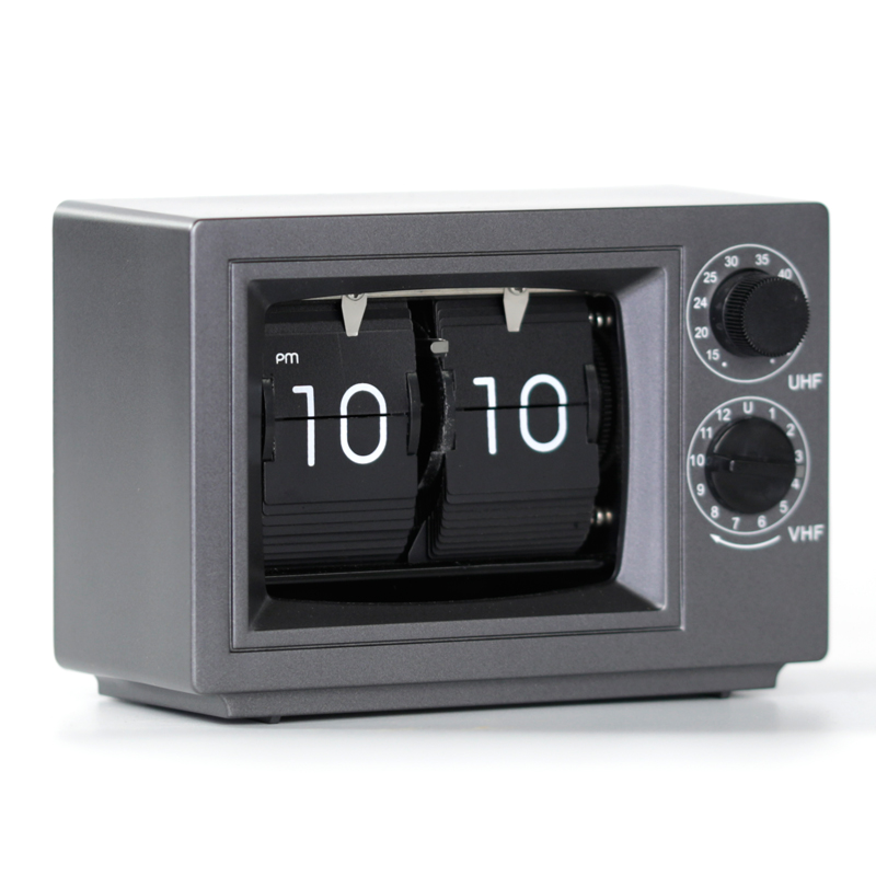 Desk Flip Clock With Light