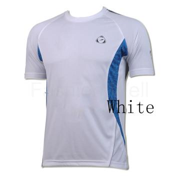 Dry Fit Slim Sport Kurzarm T-Shirts