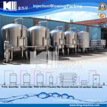 Top Quality Drinking Mineral Water Filter Machine