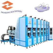 EVA máquina automática Mouding máquina de inyección de calzado