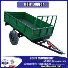 3 тонн для одиночной оси сельскохозяйственного прицепа для трактора Джинма Bomr Йто
