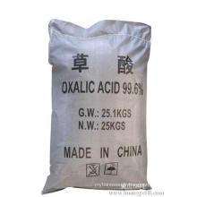 Chine Meilleur qualité Oxalic Acid 99,6% Cleaner Leather Chemical