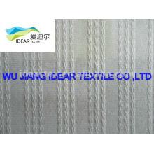 TC Grid jacquard Fabric for Taekwondo