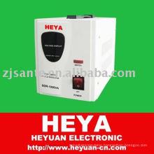 SDR-1000VA Relay Type AC Voltage Regulator/Stabilizer
