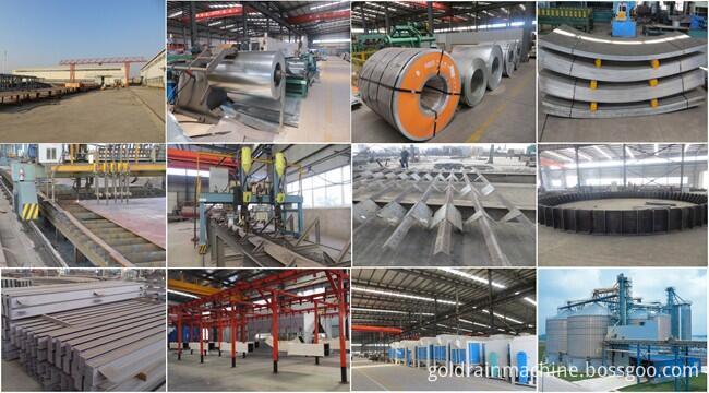 Silo-factory