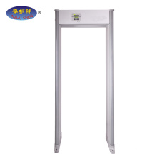 High sensitivity archway metal detector body security scannner