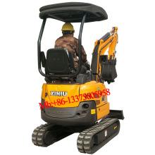 1.6T mini excavator XN16 for sale