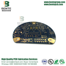 Inchiostro Blu PCB Multilayer ad alta precisione