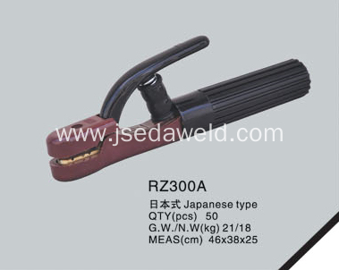 Japanese Type Electrode Holder RZ300A