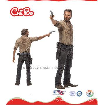 The Walking Dead Plastic Doll Toy