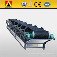 Banda transportadora de goma antiestático NN350
