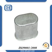 Carcasa de aluminio para los condensadores electrolíticos del motor