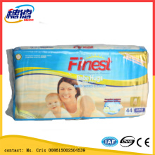 Disposable Prefolded Diapers Baby Diaper