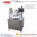 2015 Top Sale Aluminum Tube Filling and Sealing Machine With PLC Control
