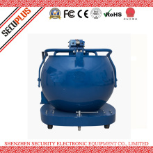 Safely Containing and Transporting Explosive Devices for Police Bomb Squads FBQ-2.0
