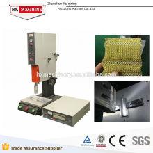 Venta caliente, Nueva máquina de soldadura de esponja de limpieza de cocina Proveedor, CE aprobó HX
